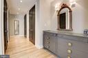 Master Bedroom Dressing Corridor - 624-1 8TH ST NE #201, WASHINGTON