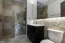 Third Bedroom/Nursery Bath - 624-1 8TH ST NE #201, WASHINGTON