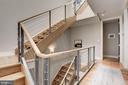 Stair Detail - 624-1 8TH ST NE #201, WASHINGTON