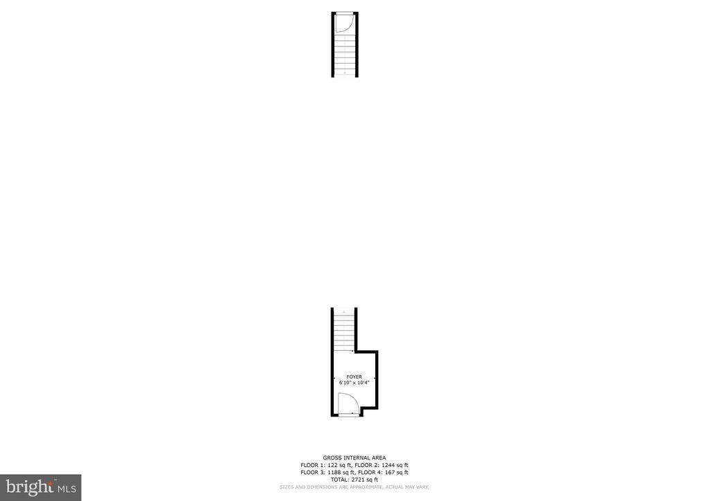 Entry Level - 624-1 8TH ST NE #201, WASHINGTON