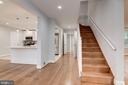 Foyer - 1810 RANDOLPH ST NE, WASHINGTON