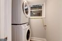 Washer Dryer - 1810 RANDOLPH ST NE, WASHINGTON
