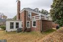 Exterior - Side/Rear - 1810 RANDOLPH ST NE, WASHINGTON
