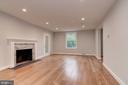 Living Room - 1810 RANDOLPH ST NE, WASHINGTON