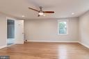 2nd Level Master Bedroom Suite - 1810 RANDOLPH ST NE, WASHINGTON