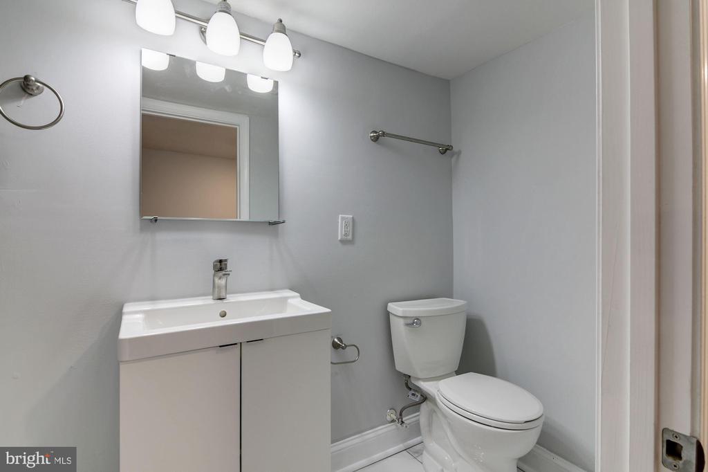 Basement Bathroom - 1810 RANDOLPH ST NE, WASHINGTON