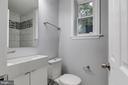 Main Level Master Bathroom - 1810 RANDOLPH ST NE, WASHINGTON