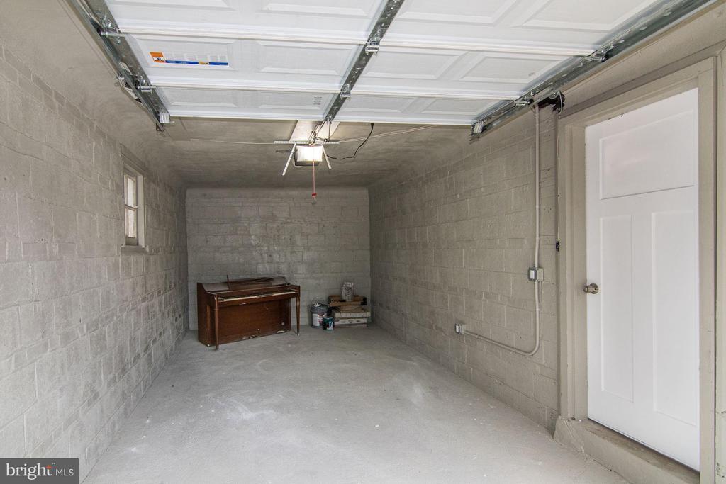 Garage - 1810 RANDOLPH ST NE, WASHINGTON