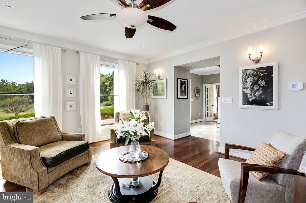 Formal Living Room - 12580 HALL SHOP RD, FULTON