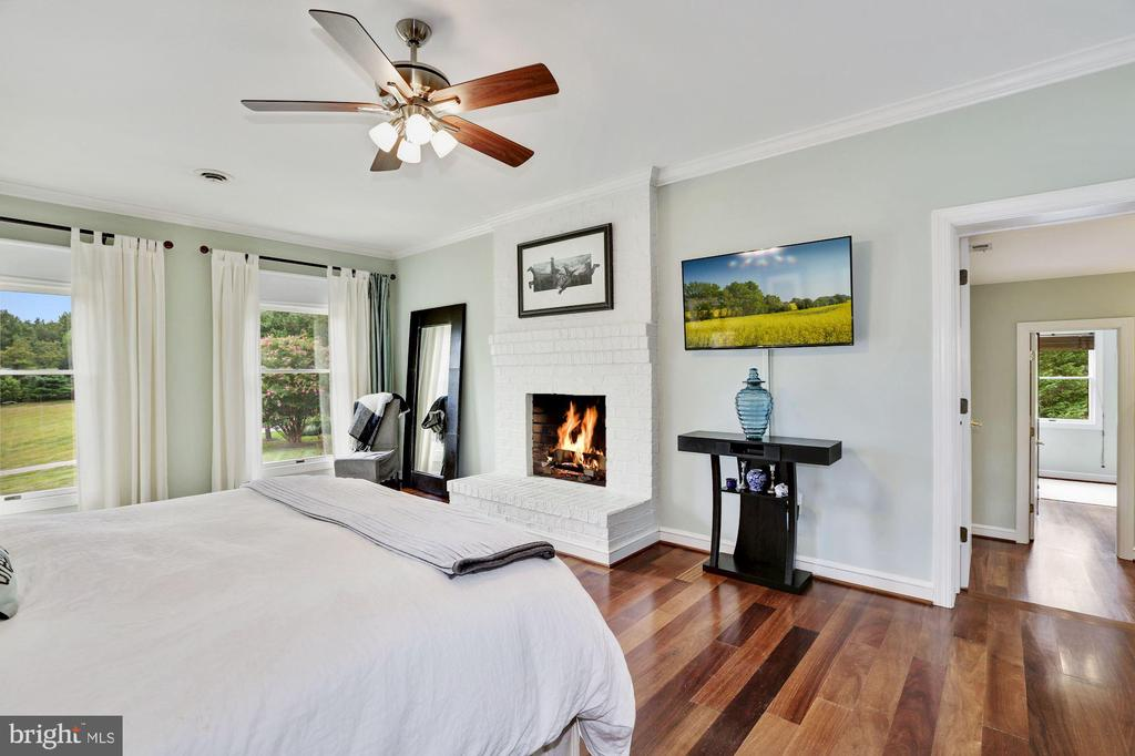 Master Bedroom & Dressing Hall - 12580 HALL SHOP RD, FULTON