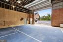 Detached Garage & Side Storage Service Door - 12580 HALL SHOP RD, FULTON