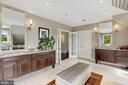 Luxury Bath Suite &Separate Vanities - 12580 HALL SHOP RD, FULTON