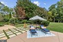 Poolside Sun Patio, Garden Patio & Koi Pond - 12580 HALL SHOP RD, FULTON