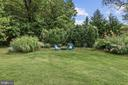 Private Extended Lawn & In-Ground Trampoline - 12580 HALL SHOP RD, FULTON