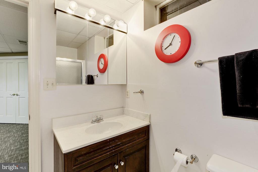 Attached Full Bath - 12580 HALL SHOP RD, FULTON