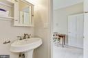 Private, Attached En-suite Bath - 12580 HALL SHOP RD, FULTON