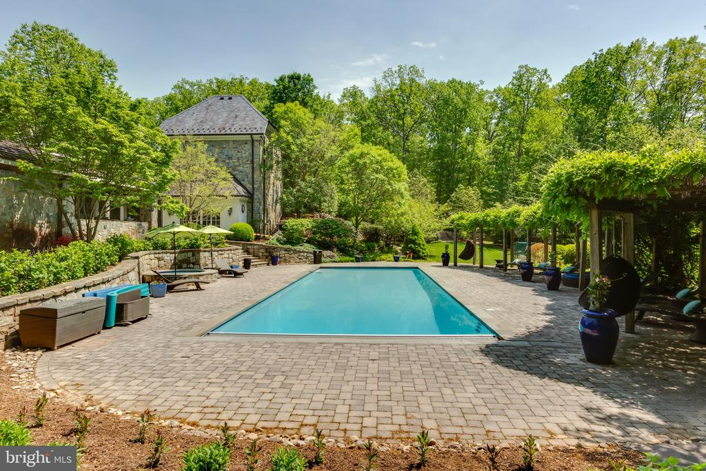 Pool - 8548-A GEORGETOWN PIKE, MCLEAN