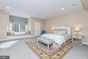 Guest House - bedroom - 8548-A GEORGETOWN PIKE, MCLEAN