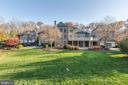 Rear Exterior - 8548-A GEORGETOWN PIKE, MCLEAN