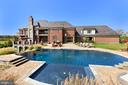 Infinity Salt Water Pool - 22694 CREIGHTON FARMS DR, LEESBURG