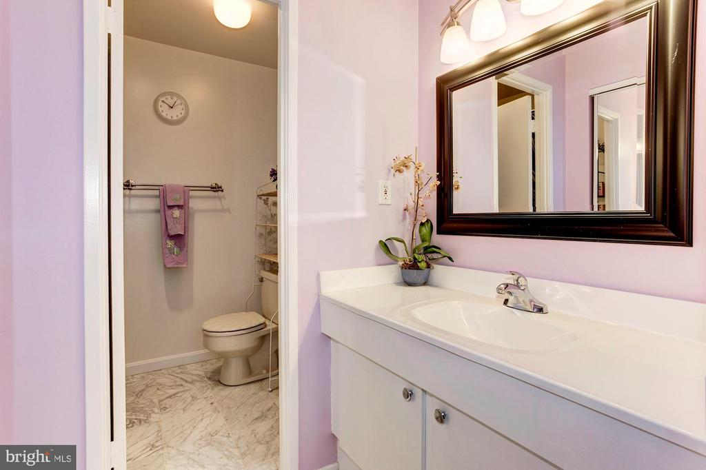 Master Bathroom - 1706 TYVALE CT, VIENNA