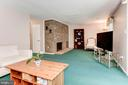 Basement - Lower Level - Rec Room - 2nd Living Rm - 1706 TYVALE CT, VIENNA
