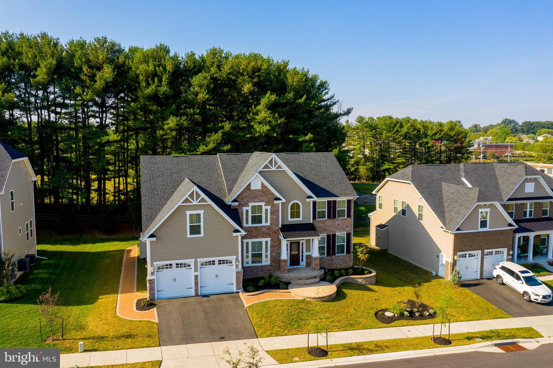 Single Family Homes 용 매매 에 Perry Hall, 메릴랜드 21128 미국
