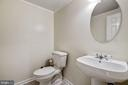 Main Level Powder Room - 1440 ROSEWOOD HILL DR, VIENNA