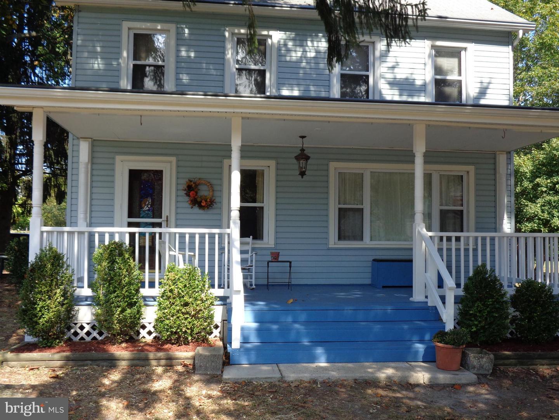 Single Family Homes för Försäljning vid Minotola, New Jersey 08341 Förenta staterna