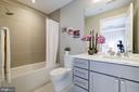 Main floor master bathroom - 2560 UNIVERSITY PL NW #PH, WASHINGTON