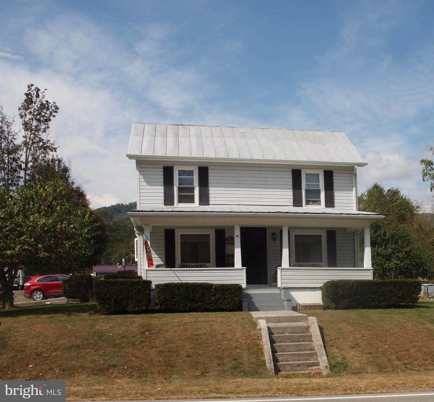 Single Family Homes por un Venta en Circleville, West Virginia 26804 Estados Unidos