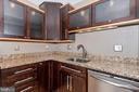 Granite counter tops - 820 MEWS LN, FREDERICK