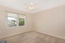 2nd bedroom - office/nursery/guests - 820 MEWS LN, FREDERICK