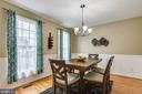 Formal dining room - 29 S CHURCH ST, LOVETTSVILLE