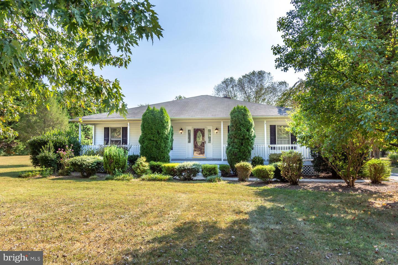 Single Family Homes 용 매매 에 Cordova, 메릴랜드 21625 미국