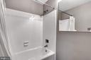 master bath - 3706 RIVERWOOD CT, ALEXANDRIA
