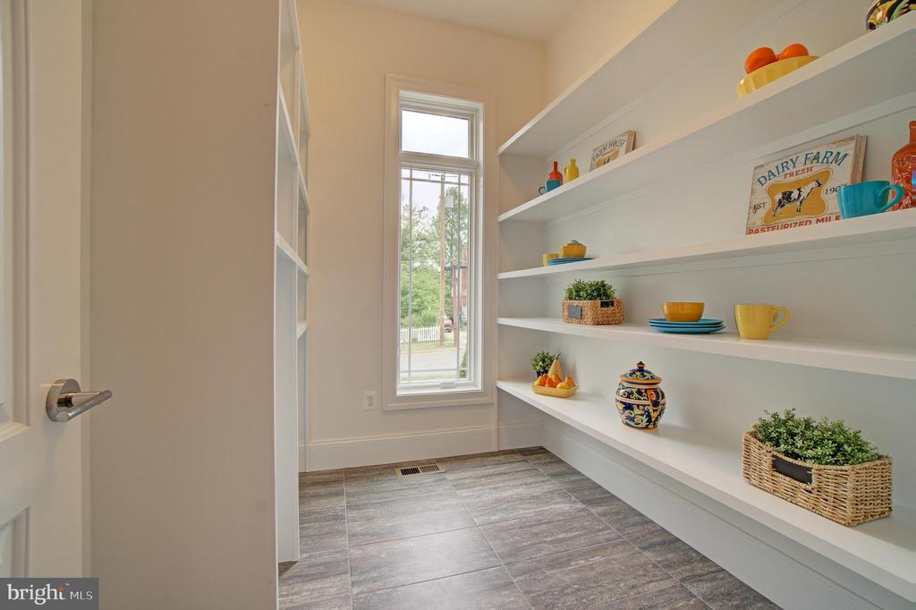 Pantry (Model Photo) - 822 18TH ST S, ARLINGTON