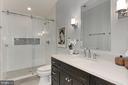 Bedroom 2 bath with shower - 900 GLYNDON ST SE, VIENNA