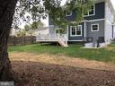 Large Backyard - 7534 LISLE AVE, FALLS CHURCH