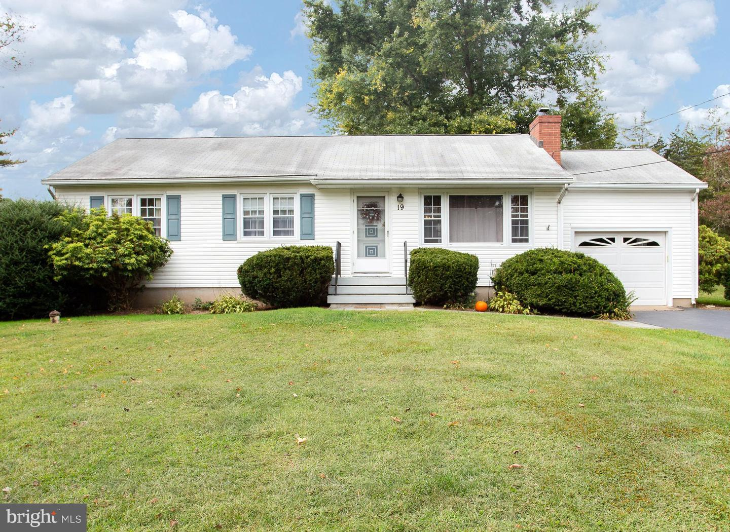 Single Family Homes for Sale at Hopewell, New Jersey 08530 United States