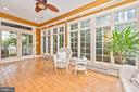 Large Sunroom off Dining Room - 216 E MAIN ST, MIDDLETOWN