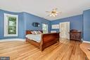 Hardwood Floors and Ceiling Fan - 216 E MAIN ST, MIDDLETOWN
