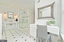 Large Master Bath with Vanity - 216 E MAIN ST, MIDDLETOWN