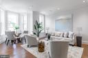 Open Living Room - 418 7 ST SE #101, WASHINGTON