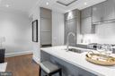 Kitchen - 418 7 ST SE #101, WASHINGTON