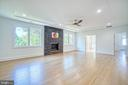 Expansive Master Bedroom - 4531 40TH ST N, ARLINGTON