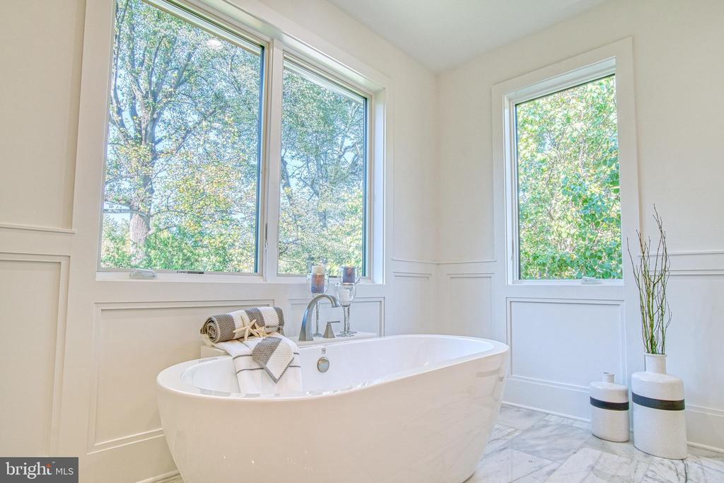 Beautiful, Large Soaking Tub - 4531 40TH ST N, ARLINGTON