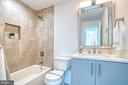 Bathroom in Lower Level Sixth Bedroom - 4531 40TH ST N, ARLINGTON