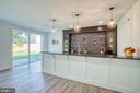 Grand Custom Built Wet Bar - 4531 40TH ST N, ARLINGTON