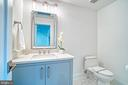Second Formal Powder Room in Lower Level - 4531 40TH ST N, ARLINGTON